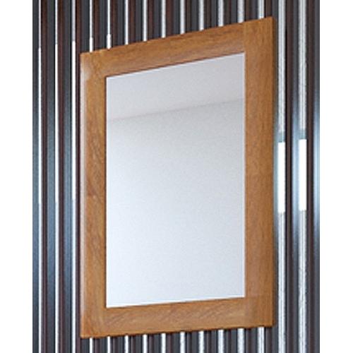Miroir de salle de bain teck Kudus