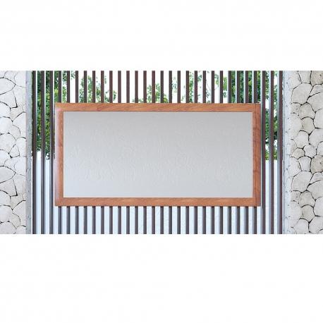 Miroir de salle de bain Java