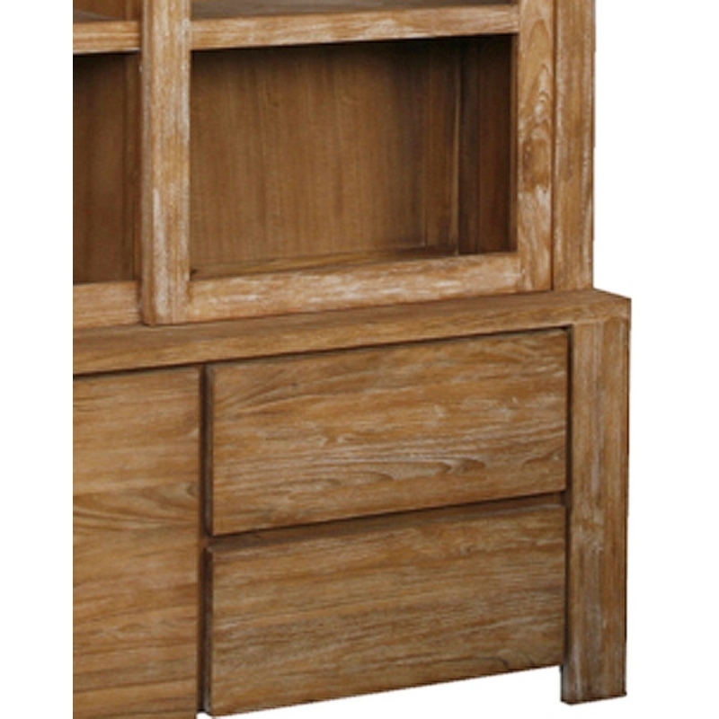 vaisselier teck linka. Black Bedroom Furniture Sets. Home Design Ideas