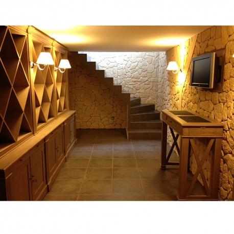 Aménagement cave, cellier