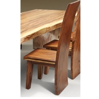 Chaise suard wood Juli
