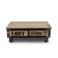 Table basse NewYork Industrie 2T