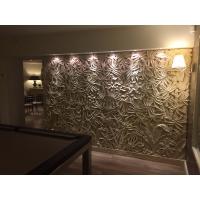 Murs sculptés intérieur