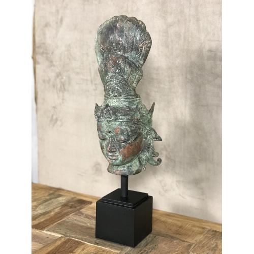 Statue Joy en bronze