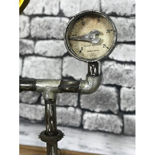 Lampe Industriel Motor