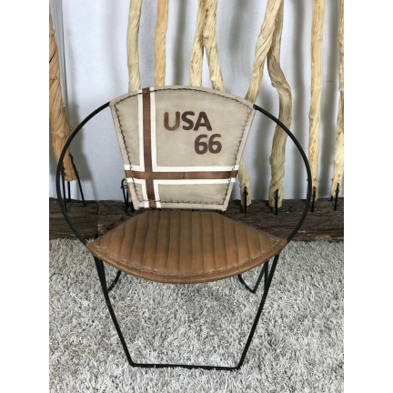 Fauteuil USA 66