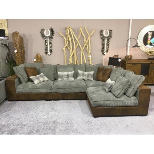 Canapé d'angle Harlem modulable