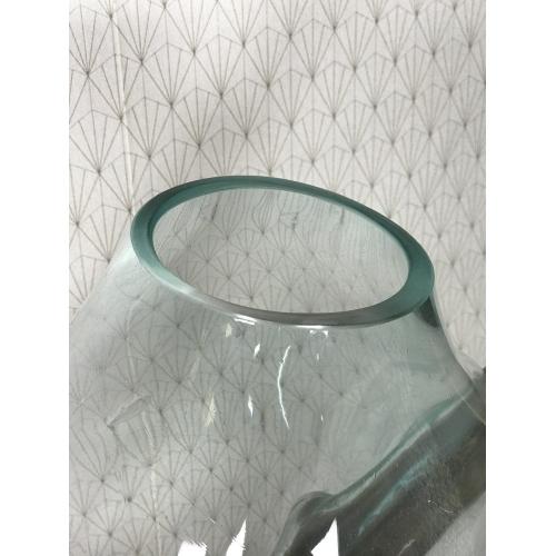 Aquarium ou vase bois floté S