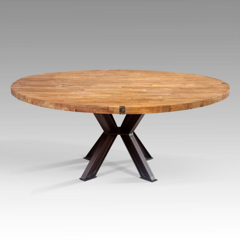 Table ronde Factory
