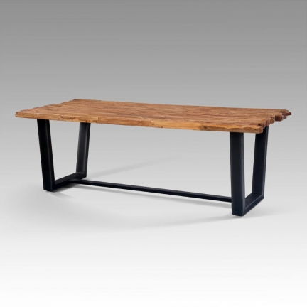Table Luna Bronx Industriel