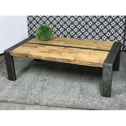 Table basse Brooklyn Indutriel