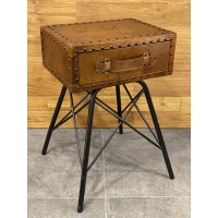 Table d'Appoint Suitcase 77