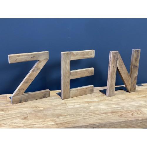 Déco Zen Teck Recyclé