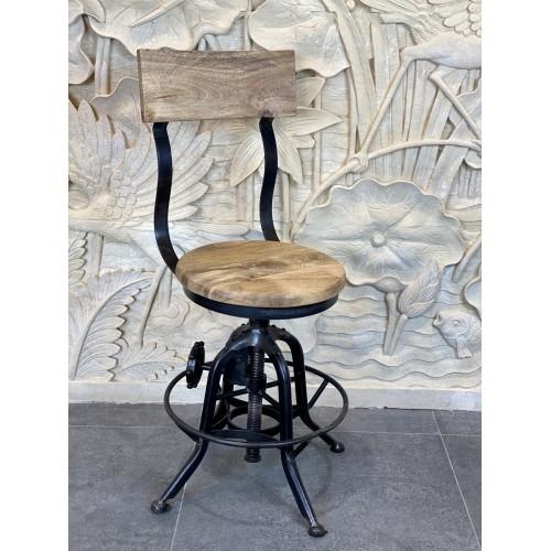 Chaise Konga bois ajustable