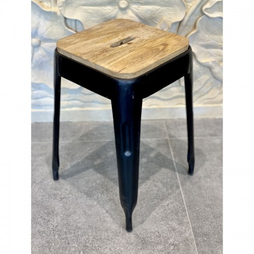 Tabouret Iron Stool