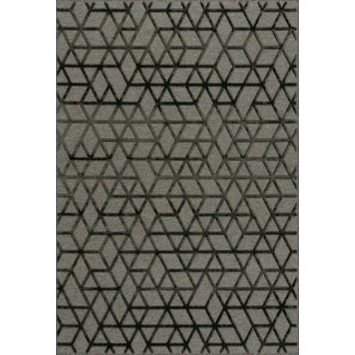 Tapis Graphic Grey