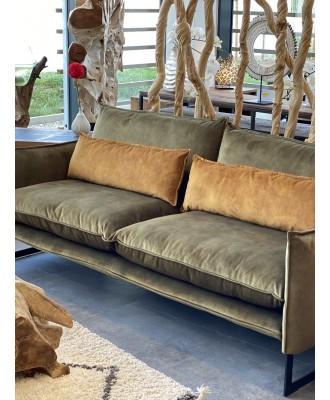 Canapé droit fixe